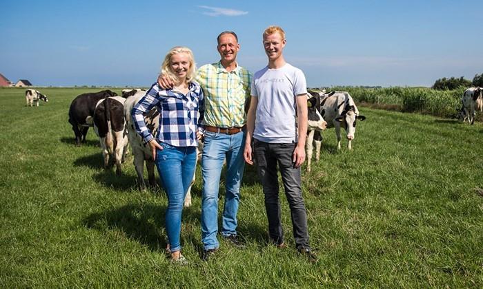 Anton Stokman and family
